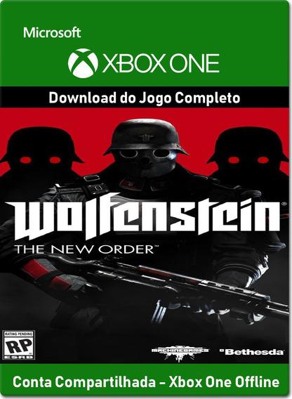 Wolfenstein: The New Order - Xbox One - Digital - Offline