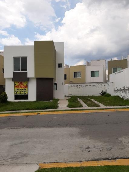 Excelente Oportunidad Casa En Venta, Universidades, Pachuca