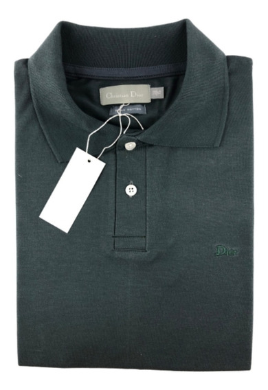Chomba Polo Pique * C Dior* 100% Algodon Premium New
