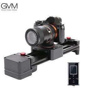 Slider Motorizado Gvm (30cm) + Ciclo Automático + Timelapse