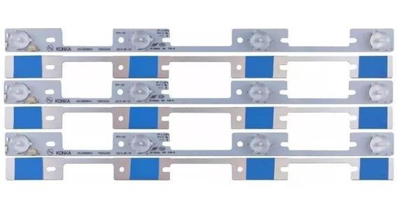 Barra De Led 40l2400 Em Aluminio 40l2400 40l5400