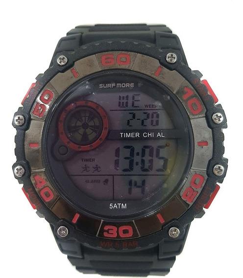 Relógio Masculino Surf More 6545491