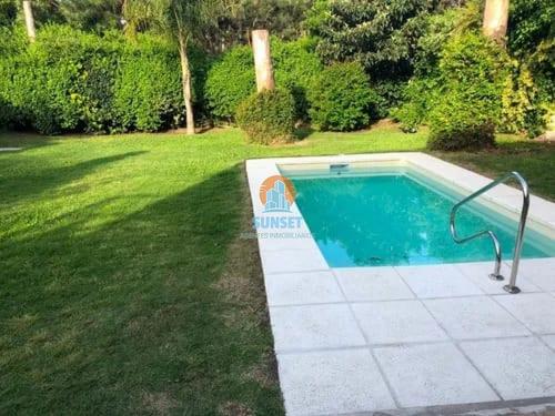 Punta Del Este Pinares Casa De 3 Dormitorios Con Piscina! - Ref: 266