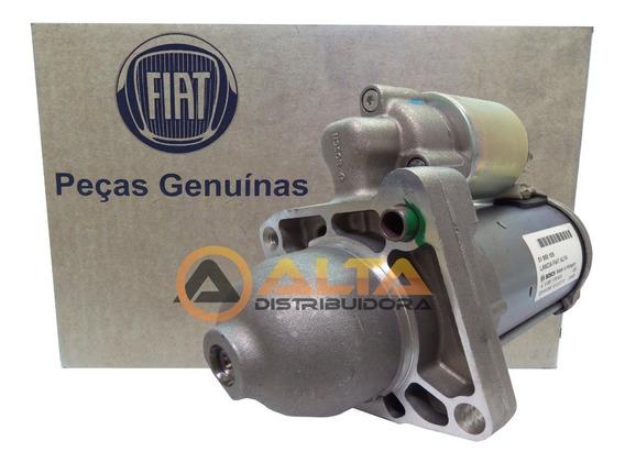 Motor Partida Fiat Uno Palio Idea Siena Doblo Punto Fire