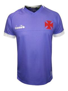 Camisa De Goleiro Do Vasco Diadora 2019 Roxo