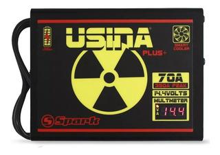 Fonte Carregador Usina 70 Amperes Mais Forte Que 60 Volt/amp