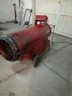 Cañón Calefactor A Gas Oil . 60000kcal