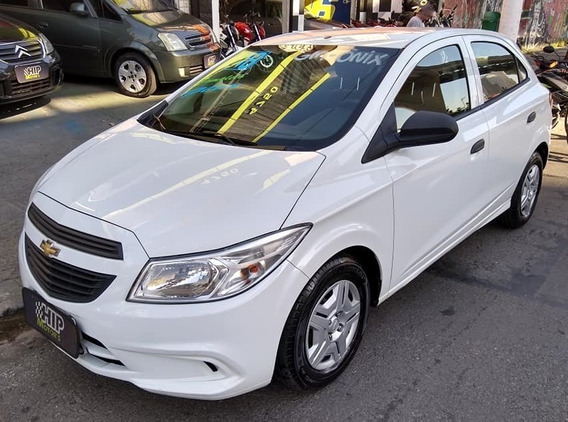 Chevrolet Onix 1.0 Joy 2018 - Completo - R$ 34.900