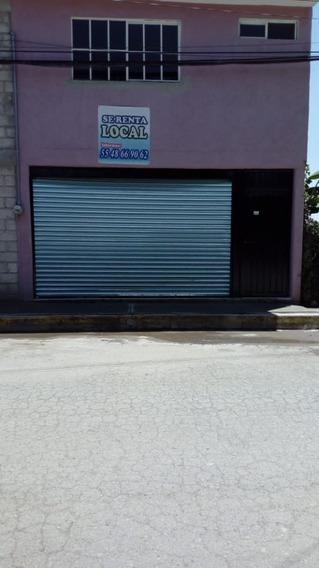Renta De Bodega 35 Mts $3,500.00 Cuautitlán Izcalli