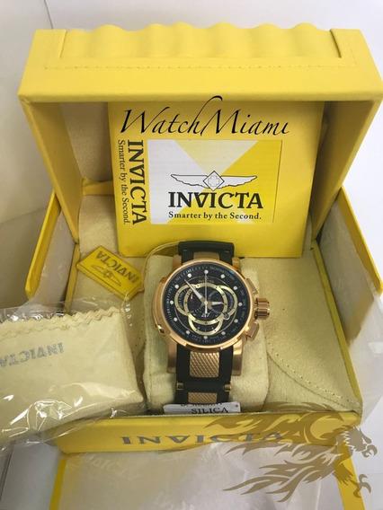Relógio Invicta 0896 S1 Rally Original . Caixa M25