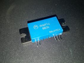Modulo Rf Mhw916 Mhw 916 Uhf 16w Original Motorola