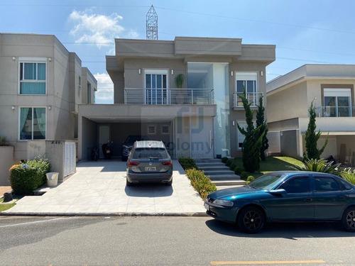 Ref: 4643 Linda Casa Para Venda No Vila Solaia Em Alphaville - 4643