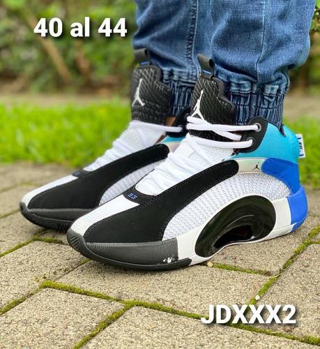 Nike Jordan Retro Xxxv Base Grey