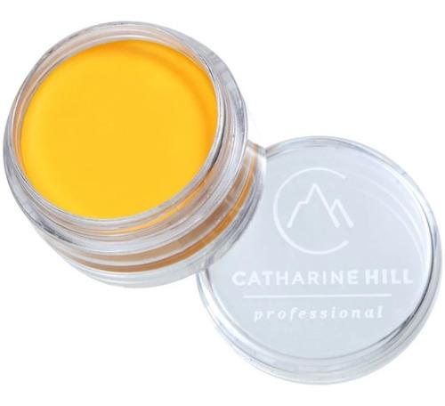 Imagem 1 de 4 de Clown Make-up Catharine Hill Profissional Amarelo 4g 2218/3a
