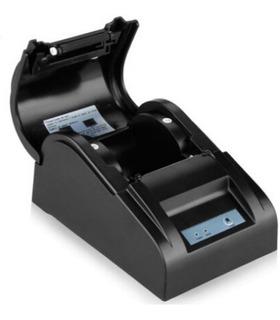 Impresora De Tikets 58mm Blackpos Rollo Grande