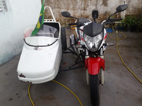 Honda Ano 2015 Cb300 Branc