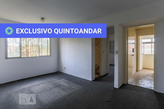 Apartamento No 1º Andar Com 1 Dormitório E 1 Garagem - Id: 892963161 - 263161