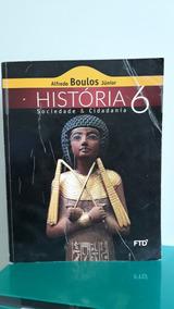 História - Sociedade & Cidadania 6º Ano - Livro