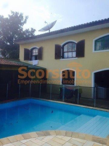 Casa Residencial À Venda, Jardim Paraíso, Itapecerica Da Serra - Ca0941. - Ca0941