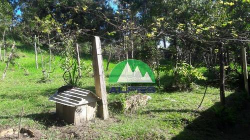Chácara Residencial À Venda, Zona Rural, Agudos Do Sul. - Ch0020