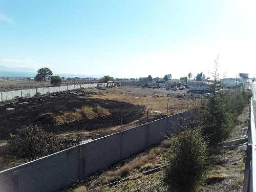 Venta De Terreno En El Estado De Tlaxcala, Zona Comercial.