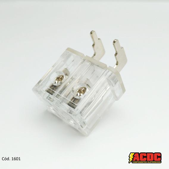 10 Pç Conector / Terminal / Borne - Fonte Usina 30a