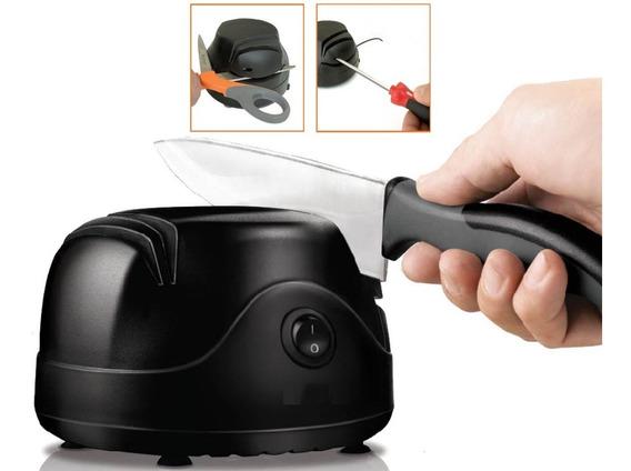 Afilador Electrico Cocina Multiuso Cuchillos Tijeras