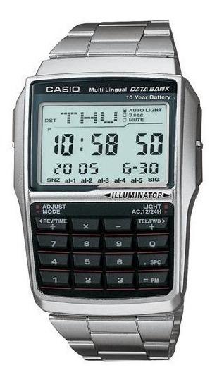 Relógio Casio Calculadora Dbc32d 1a Original Nf Frete Gratis