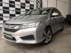 Honda City Lx Cvt 1.5 Automático *financiamos-trocamos*