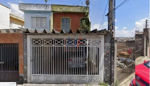 Imagem 1 de 22 de Ref 12.157 Excelente Imovel Com Duas Casas Jardim Vergueiro (sacomã), Com 3 Dorms Sendo 1 Suíte, 2 Vagas, Portão Automático, 250 M² A.c - 12157