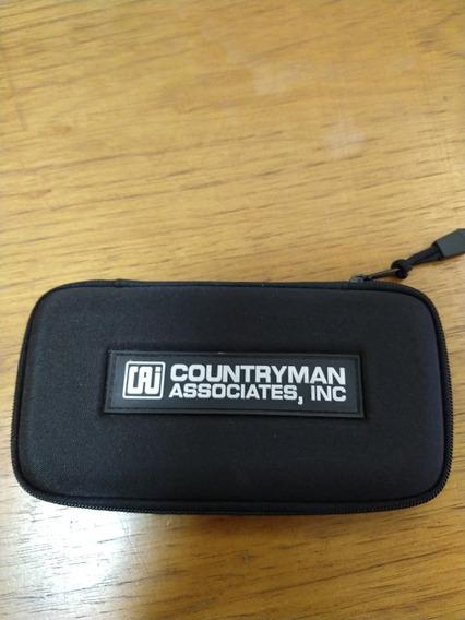 Microfone Shure Countryman Modelo Wce6lt, Made In Usa
