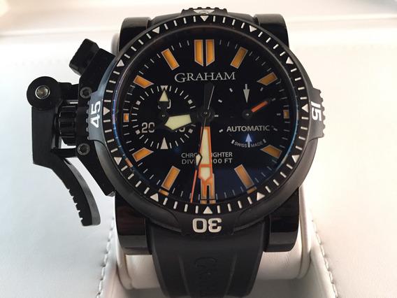 Reloj Graham Chronofighter Oversized Diver Deep Seal