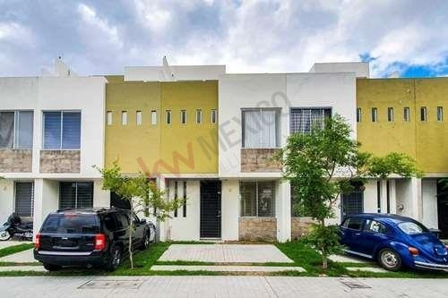 Hermosa Casa En Renta Dentro De Condominio Citala Ii En Zapopan