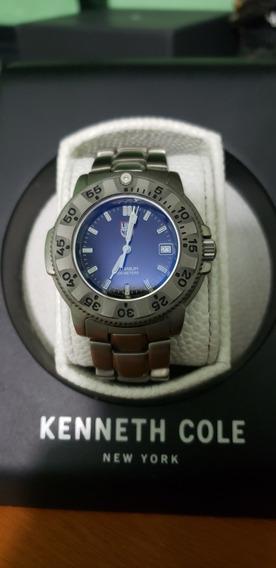 Reloj Luminox Titanium Navy Seal 3600 Date 200 M.
