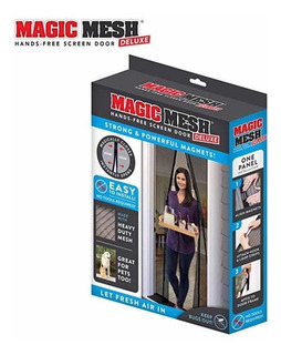 Magic Mesh The New And Improved Stronger, Mosquitero Puerta
