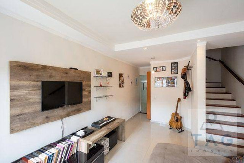 Imagem 1 de 26 de Casa Com 2 Dormitórios À Venda, 72 M² Por R$ 440.000,00 - Vila Campos Sales - Campinas/sp - Ca0404