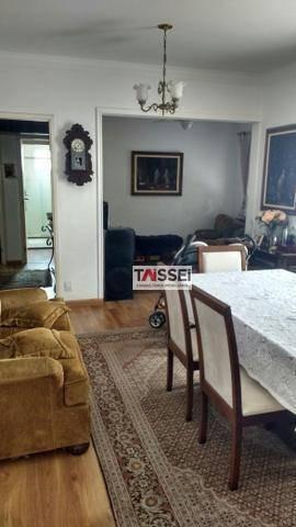 Apartamento Com 3 Dormitórios À Venda, 93 M² Por R$ 820.000,00 - Vila Gumercindo - São Paulo/sp - Ap1221