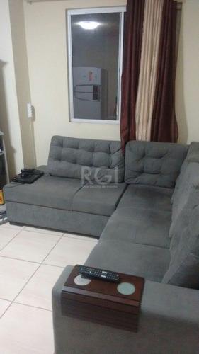 Apartamento Em Jardim Betânia Com 2 Dormitórios - Bt10011
