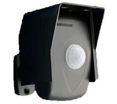 Kit 09 Unid Sensor De Presença Externo Qualitronix 180° Qa26