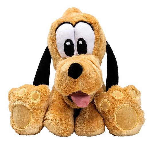 Pelúcia Pluto Friends Original Disney Store 30cm Big Feet