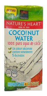 Agua Nature Heart Coco S/azucar X 946ml