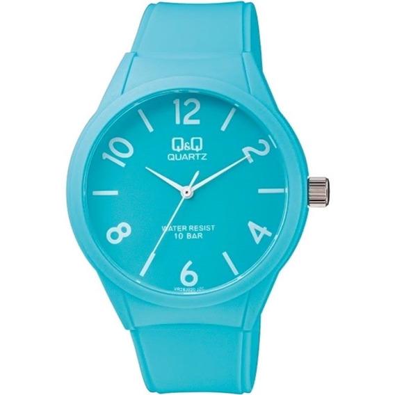 Relógio Q&q By Japan Feminino Vr28j020y, C/ Garantia E Nf