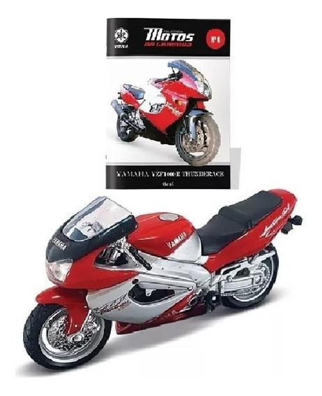 Colecc. Motos De Leyenda Yamaha Zf 1000. Esc. 1/18