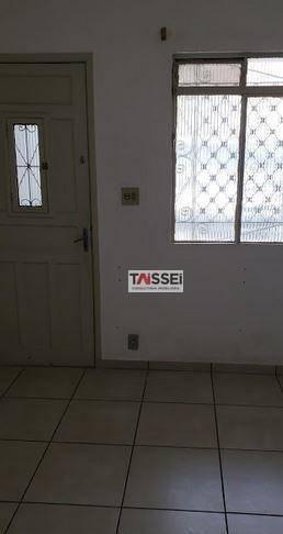 Sobrado Para Alugar, 30 M² Por R$ 1.500,00/mês - Vila Gumercindo - São Paulo/sp - So0141