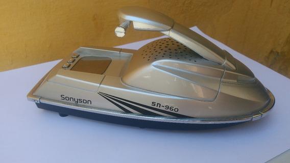 Caixinha De Som Speaker Modelo ( Jet Ski ) - Sem A Bateria