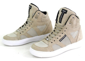 Tenis Fitness Botinha Snearkers Treino Academia Original Pro