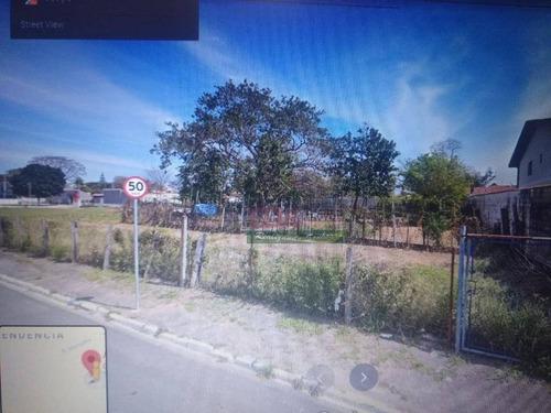 Imagem 1 de 2 de Terreno  Residencial À Venda, Barranco, Taubaté. - Te0149