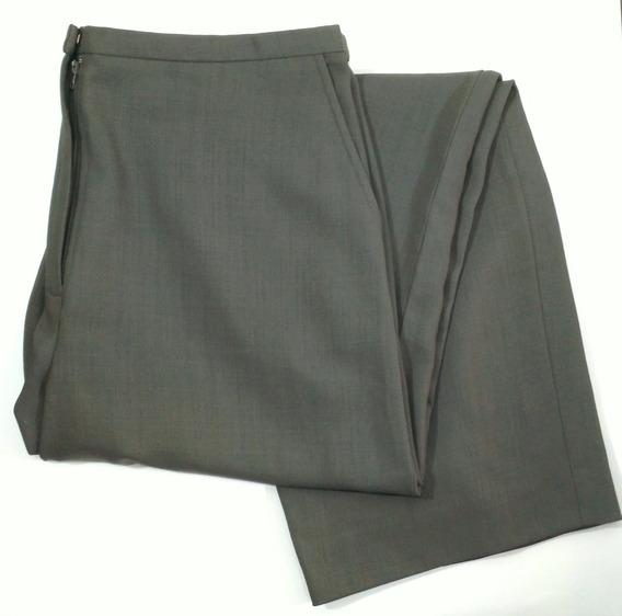 Pantalón Eileen Fisher Gris - Fashionella - 30(m) T9y1 T9y0