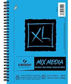 Anotador Mix Media Xl