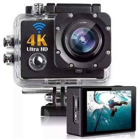 Camera Acao Go Esporte 4k 30fps 16mp Wifi 1080p Oferta!!!
